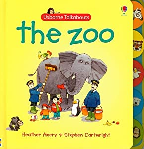 "Cover of ""The Zoo (Usborne Talkabouts)"""