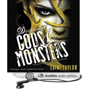 Dreams of Gods & Monsters: Daughter of Smoke and Bone, Book 3