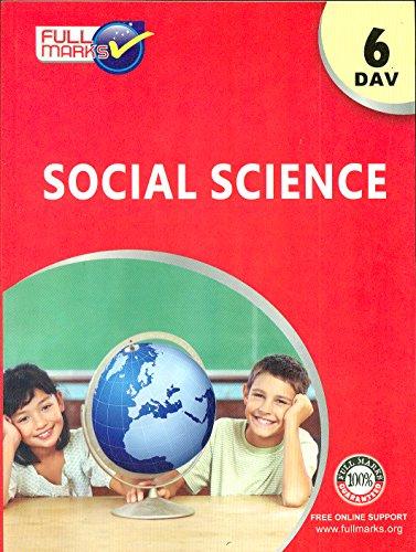 Full Marks Dav Social Science Class 6