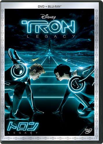 トロン:レガシー DVD+ブルーレイ・セット [Blu-ray]