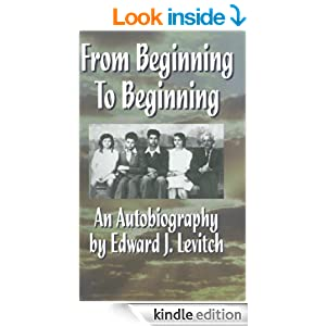 Cover of Edward Levitch's From Beginning to Beginning