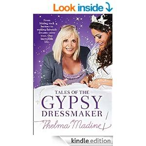 Amazoncom Tales Of The Gypsy Dressmaker Ebook Thelma