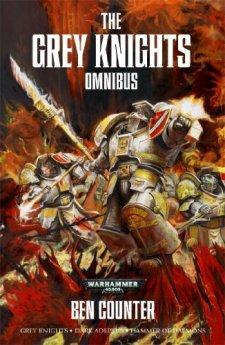 Grey Knights (Warhammer 40,000: Grey Knights) by Ben Counter| wearewordnerds.com