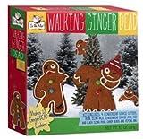 Walking Ginger Dead Undead Zombie Gingerbread Cookie Kit