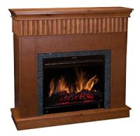 Amazon.com - Hunter Electric Fireplace Heater