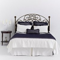 Beautiful Wrought Iron Headboards | Shopswell