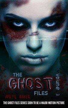 The Ghost Files 3 by Apryl Baker| wearewordnerds.com