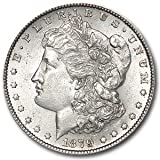1879-S Morgan Silver Dollar - Brilliant Uncirculated (MS-60 - MS-63)