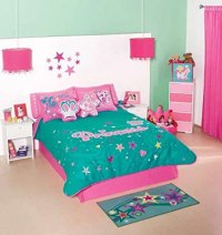 Little Girl Princess Bedroom Sets