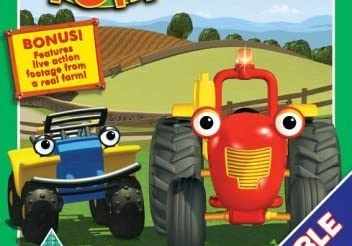 Tractor Tom - Buzz To The Rescue [DVD] by James Nesbitt