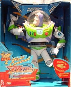 Disney Pixar Toy Story 2 Flight Control