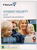 エフセキュア インターネットセキュリティ 2010 1PC 1年版