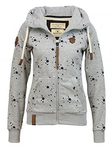 Naketano Women's Zipped Jacket Schluckischluckischlucki