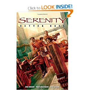 Serenity, Vol. 2: Better Days