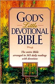 God's Little Devotional Bible (god's Little Devotional
