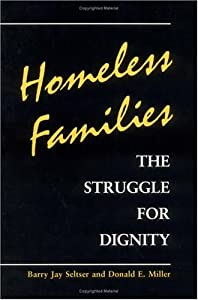 "Cover of ""Homeless Families: THE STRUGGLE..."