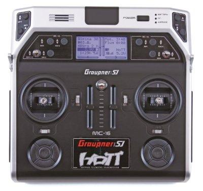 Graupner-MC-16-8-Channel-Transmitter-Set