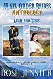Mail Order Brides Anthology: Leah and Tess Books 1-2 (Montana Mail Order Brides Series)