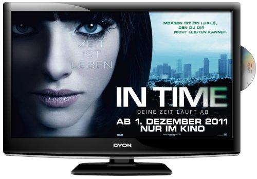 Dyon Sigma 24, 60 cm (23,6 Zoll) LED-Backlight-Fernseher, Energieeffizienzklasse A (Full HD, DVB-T/S2, CI, DVD Player)