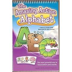 The Amazing Action Alphabet