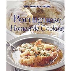 livre de recettes cuisine portugaise