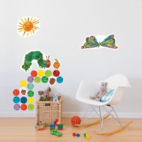 The World of Eric Carle(TM) Eric Carle Wall Decals Media ...