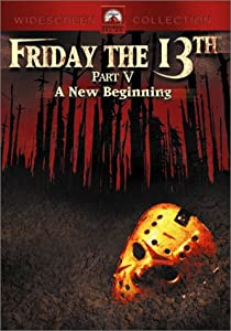 "Cover of ""Friday the 13th, Part V - A New..."