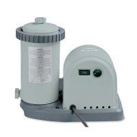 Intex Krystal Clear Cartridge Filter Pump for Above Ground ...
