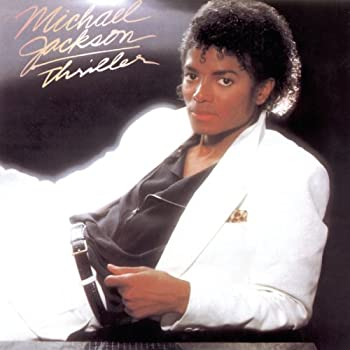 """Cover of """"Thriller"""""""