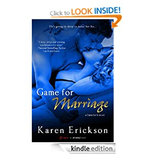Game for Marriage: A Game for It Novel (Entangled Brazen)