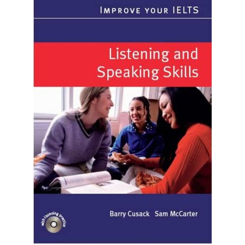 Improve your IELTS – Speaking and Listening Skills