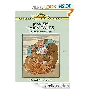 Jewish Fairy Tales (Dover Children's Thrift Classics)