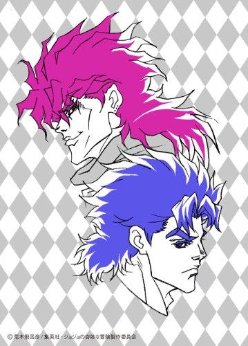 TVアニメ 「ジョジョの奇妙な冒険」カードスリーブ vol.1 「ジョナサン&ディオ」