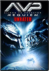 "Cover of ""Aliens vs. Predator - Requiem (..."
