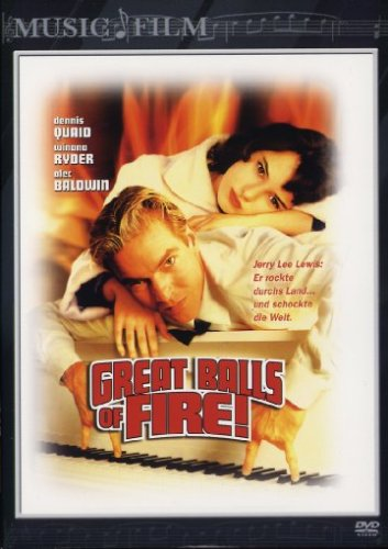 Great Balls of Fire [DVD]; ca. 8 Euro