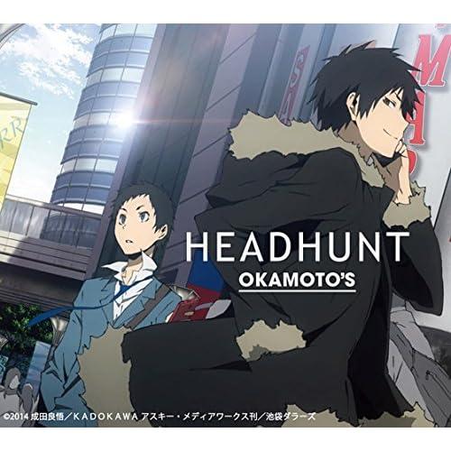 HEADHUNT(期間生産限定アニメ盤)(DVD付)をAmazonでチェック!