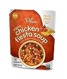 Plum Kids Organics Chicken Fiesta Soup, 8 Ounce