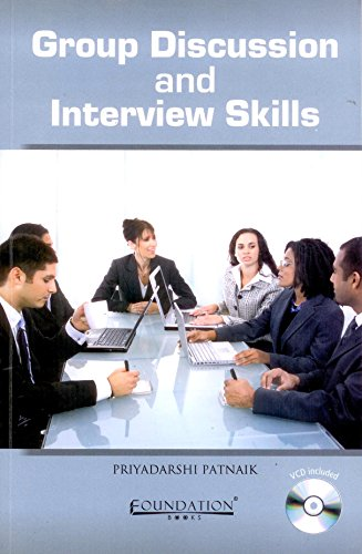 Group Discussion and Interview Skills with CD