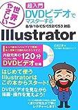 [世界一やさしい 超入門DVDビデオでマスターする] Illustrator 8/9/10/CS/CS2/CS3対応