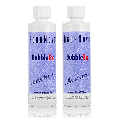 2x AguaNova BubbleEx 400g – gegen Luftblasenbildung in Wassermatratzen