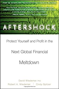 "Cover of ""Aftershock: Protect Yourself an..."