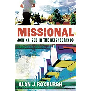 Missional: Joining God in the Neighborhood (Allelon Missional)
