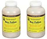 Bee Pollen - Low Moisture Whole Granulars YS Eco Bee Farms 16 oz Granular (2 pack)