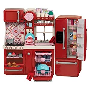 Amazoncom Our Generation Kitchen Play Set Toys  Games