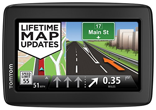 "TomTom VIA 1515M 5.0"" GPS Navigator with Lifetime Maps"