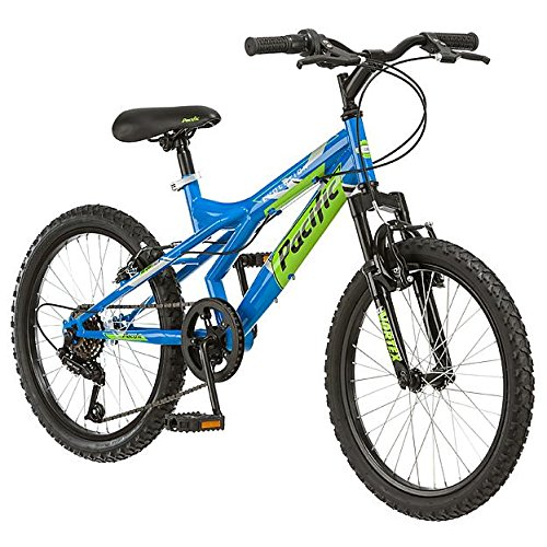 Pacific Evolution Boy's Mountain Bike