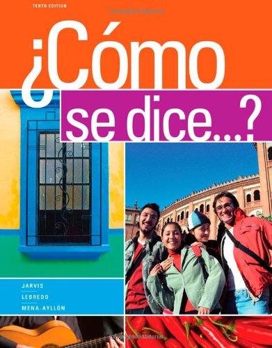 download Como se dice...? [pdf] by Ana Jarvis - riedinsari