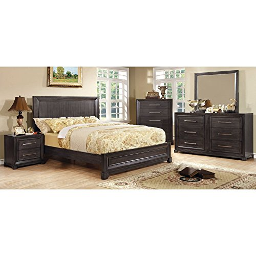 Daily Real Estate, Mortgage, Loans,(VIDEO Review) Furniture of America Christoff Panel Bed Set,