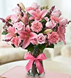 1-800-Flowers - Expressions of Pink - Medium
