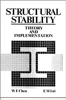 Structural Stability: Theory Implementation: Wai-Fah Chen